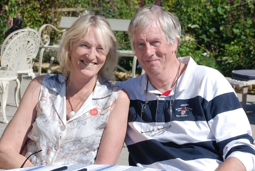 Graham and Nichola Hawkins have run Kerswell Farmhouse B&B since 2011 and have achieved many accolades for hospitality and service.