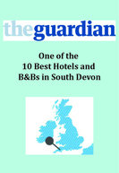 Kerswell Farmhouse B&B is recommended by The Guardian as one of the 10 Best Hotels and B&Bs in South Devon