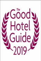 Kerswell Farmhouse B&B is in the Good Hotel Guide
