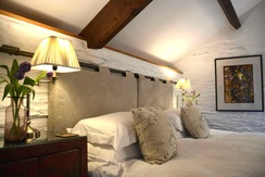 Kerswell Farmhouse B&B has five en suite bedrooms offering a range of prices but all with the same high quality facilities